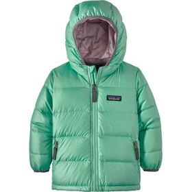 Patagonia Baby Hi-Loft Down Sweater Hoody Vjosa Green